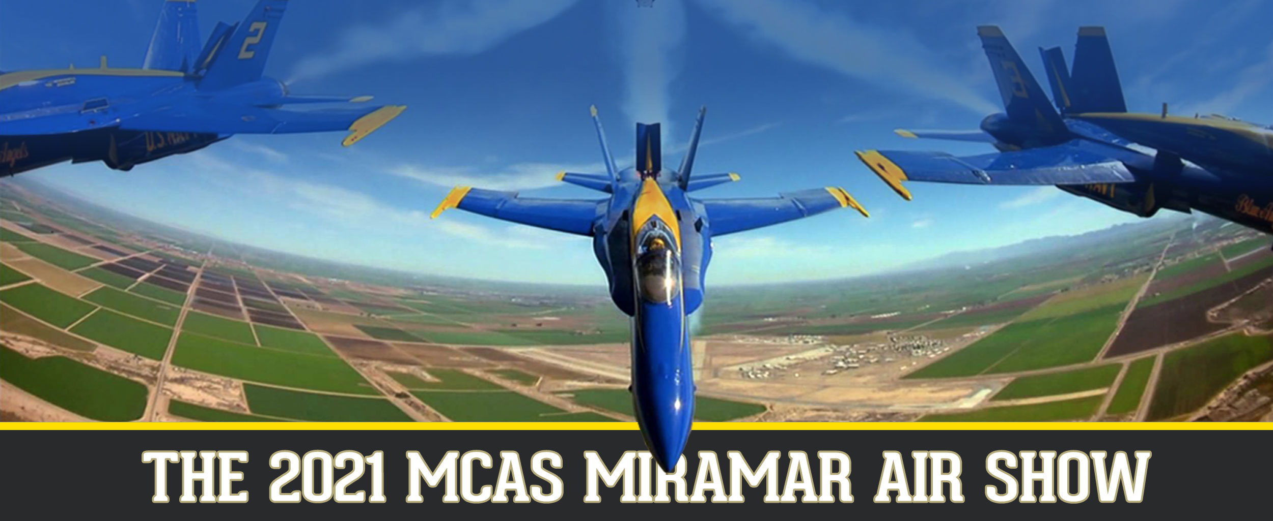 Welcome to the MCAS Miramar Air Show | The World's Largest